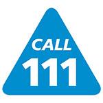 Call NHS 111